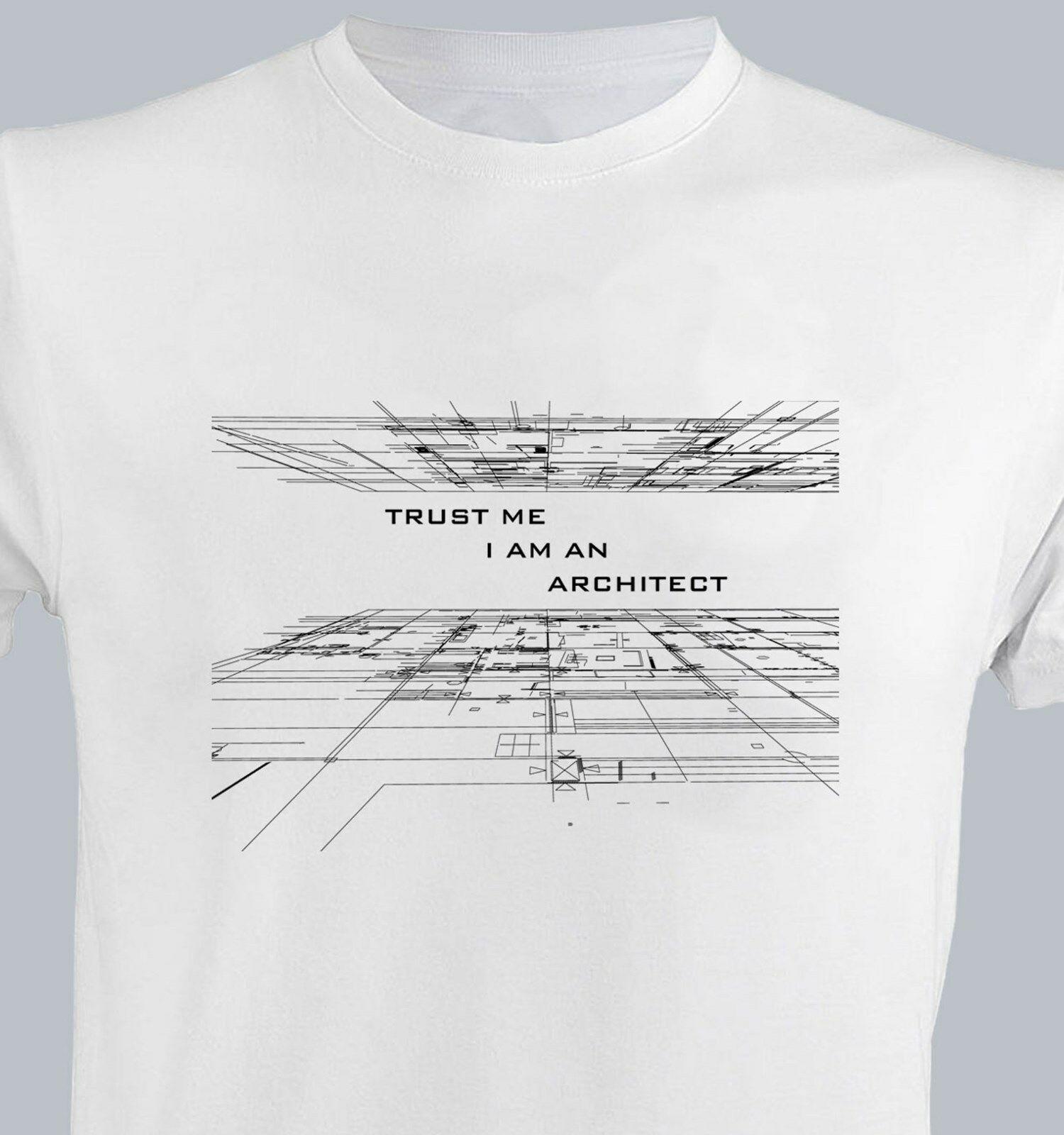 Divertente Architetto Definizione Humor Uomo Nuovo T Shirt