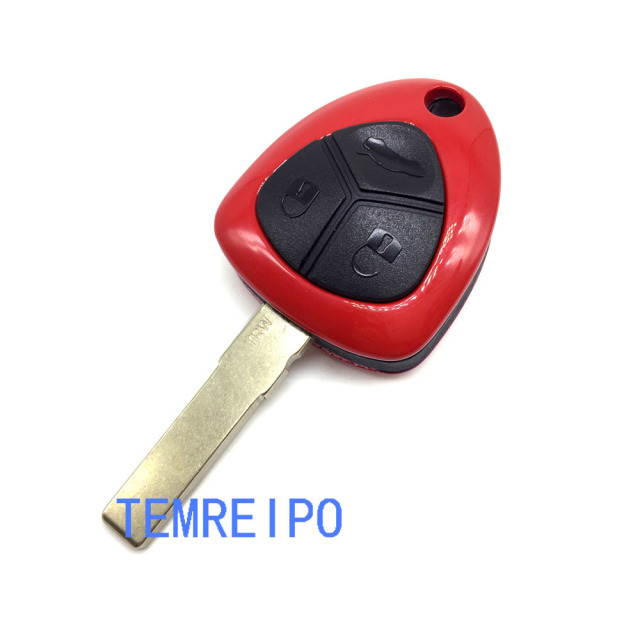 Remote Sport Car Keys Shell Case For Ferrari 458 612 Keys Case Cover