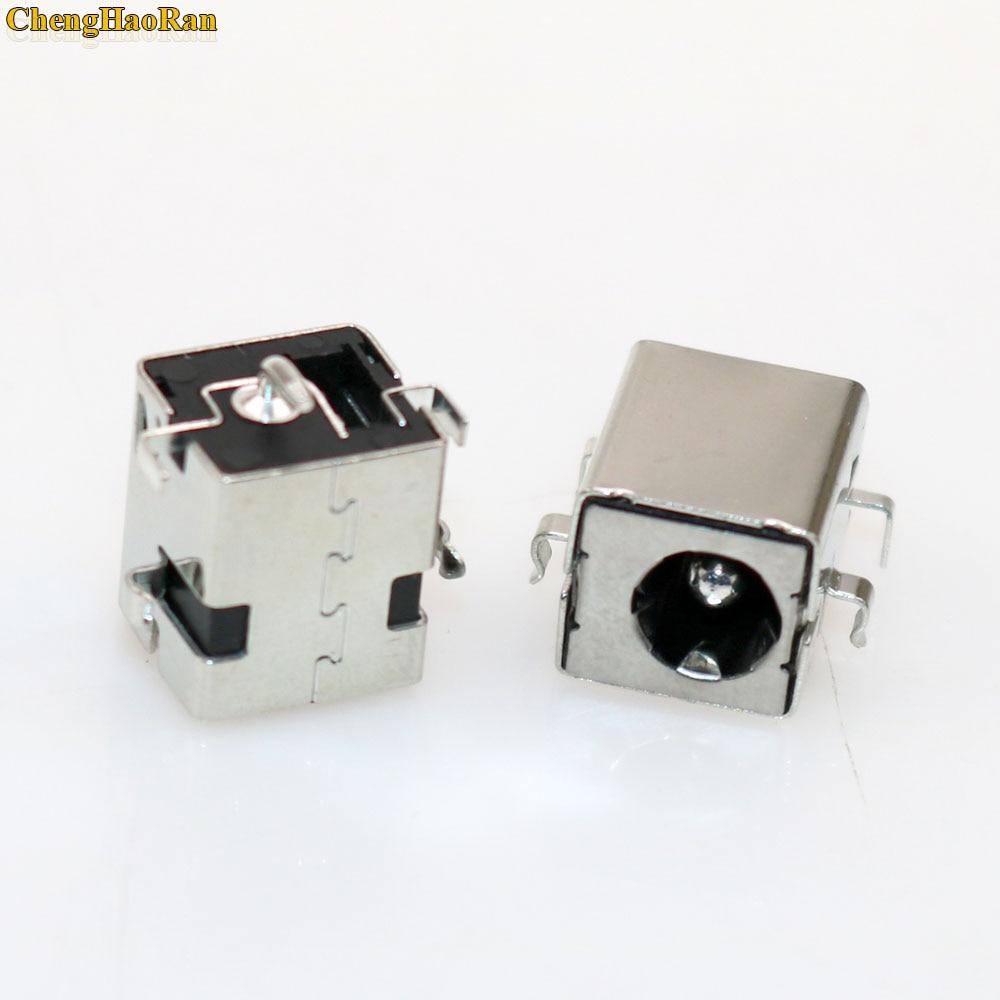 50 pcs 2.5mm AC DC Power Jack conector para Asus A52 A53 K52 K53  X52 X53 X54 X55 X43 x42 U52 U30 U47 U50 Laptop tomada de carga  -