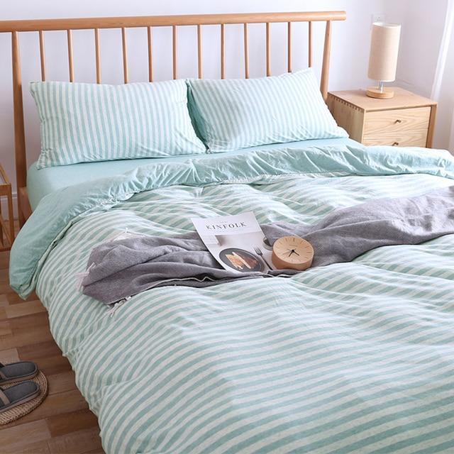 4 Piece Suit Ed Sheet Quilt Duvet Cover Pillowcase Pillow Sham Bedding Set 100