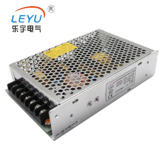 Aluminum case NES 100 12 smps single output voltage 12v 8.5a 100w ...