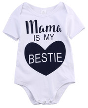 Newborn Infant Baby Boys Girls Top Rompers+Long Pants Outfits Cotton Clothes USA(China)