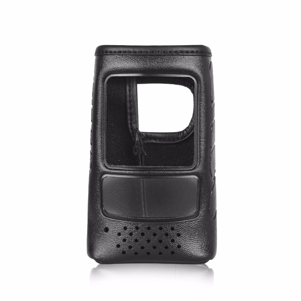 SHC-24 Soft Case Leather Case For Walkie Talkie Yaesu FT2DR FT2DE Handhelds Two Way Radio