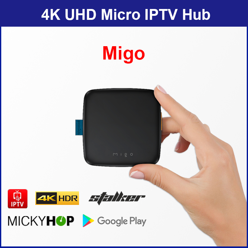 iPremium Migo IPTV Box with Germany Spain French Portugal Belgium Arabic Iran Africa Russia Ex-Yu Turkey Romania Adult IPTV VOD цена
