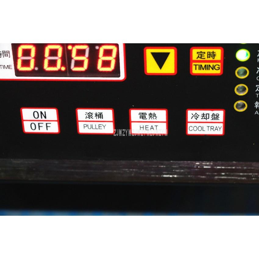 1KG Capacity Electric Coffee Roasting Machine Commercial Professional Coffee Bean Roaster Roasting Machine 220V/110V WB-A01 3