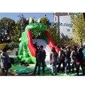 Новое прибытие Дешевые надувные водные горки для продажи фабрики в Китае