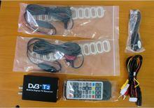 Цифровой ТВ-Приемник автомобиля ТВ-Тюнер DVB-T2 для Российской федерации, Таиланд, Вьетнам, Юго-Восточной Азии бесплатная доставка(China (Mainland))