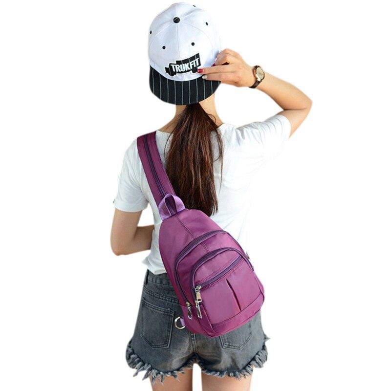 Silt Pocket Casual 101605 Multi-functional nylon shoulder bag double shoulder bag chest bag цена