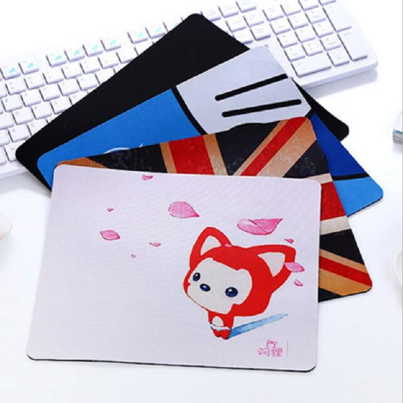 Hot Cute Cartoon Office Home Computer Mouse Pads Fashion Laptop Mat Mice Pad Christmas Gift