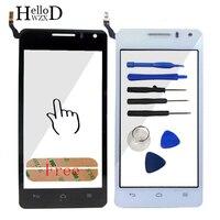 Factory Price Touch Screen Glass Digitizer Panel For Huawei G600 U8950 U8950D Lens Sensor Touchscreen Front