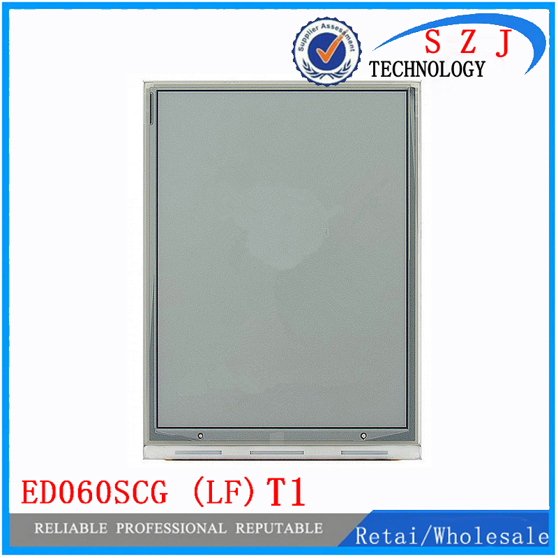 New 6'' inch ED060SCG(LF)T1 E-ink LCD Screen Display For Amazon kindle Ebook Reader Replacement Free shipping brand new ebook display for amazon kindle keyboard 3g free 3g wi fi 6 e ink display ebook reader 100% guarranty