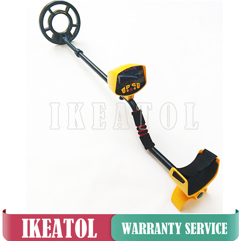 MD3010II Metal Detector Underground Deep Mine Silver Digger Treasure Hunter Fully Automatic with LCD Display Panning for Gold md 3010ii lcd back light display underground metal detector treasure hunter hobby upgraded metal detectors md3010ii