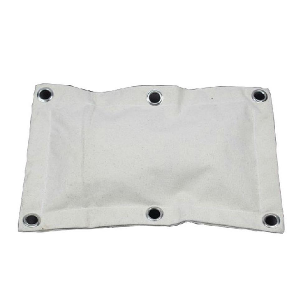 Wing Chun Wall Bag Kick Boxing Punch Bag Striking Canvas Unfilled Sand Bag SD