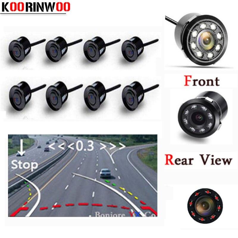 Toyota Yaris View Rear Sensors Mirror