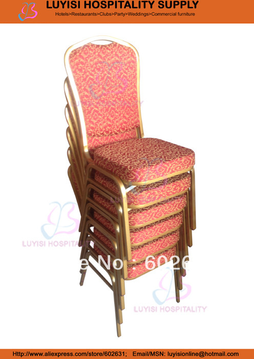 Quality Cheap Metal Banquet Chair LUYISI1020