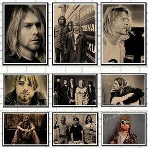 Kurt Cobain Nirvana Frontman R