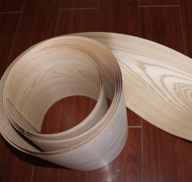 1Pieces lot Length 2 5Meters Thickness 0 25mm Width 16cm Natural Wood Ash Veneer Speaker Veneer Lamp Decorations in Painting Calligraphy from Home Garden