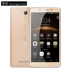 Original Leagoo M8 MTK6580A Quad Core Mobile Phone 5.7 inch HD 1280×720 2GB RAM 16GB ROM Android 6.0 13MP Fingerprint SmartPhone