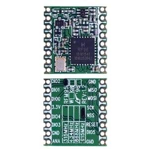 Image 2 - 10 шт./лот RFM95 RFM95W 868Mhz 915Mhz RFM95 868MHz LoRaTM беспроводной приемопередатчик SX1276