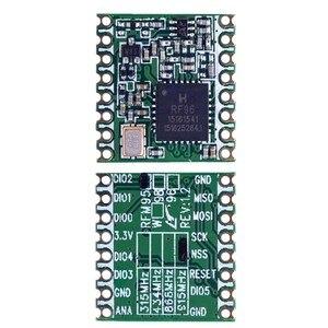 Image 2 - 4 sztuk RFM95 RFM95W 868Mhz 915Mhz RFM95 868MHz RFM95 915MHz LoRaTM bezprzewodowy nadajnik/odbiornik SX1276
