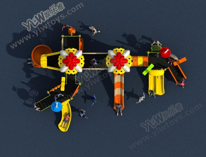 CE / TUV / SGS διασκέδαση υπαίθρια παιδική - Ψυχαγωγία - Φωτογραφία 2