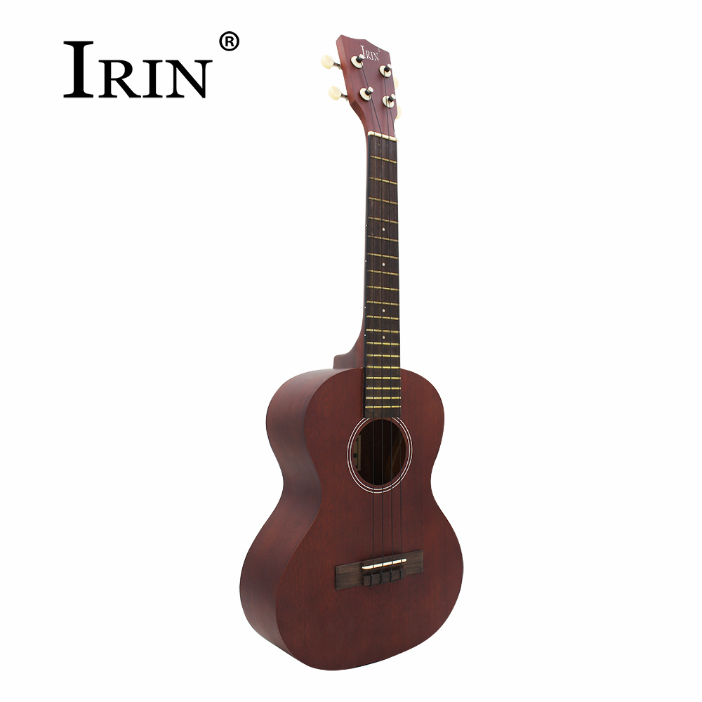 Cheap Red-brown Ukulele 26 Inch The Guitar 4 Strings Concert Ukulele Tenor Rosewood Fingerboard Hawaii ukelele travel guar