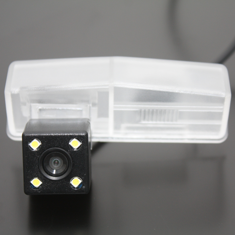 imágenes para Para Toyota Prius V C RAV4 Lexus CT200H Coche CCD Noche Copia de seguridad de visión Cámara de Visión Trasera de Ayuda Al Aparcamiento A Prueba de agua 2013 2014 2015