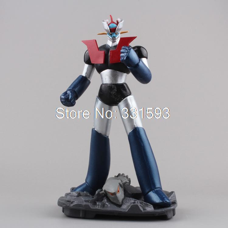 Anime Cartoon Mazinger Z Mazin Wars PVC Action Figure Collectible Model Toy 8.5 21CM Free Shipping OTFG159 neca planet of the apes gorilla soldier pvc action figure collectible toy 8 20cm