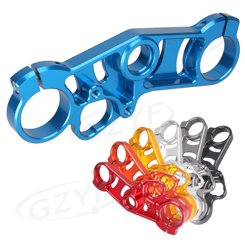 CNC Motorcycle Front Upper Top Clamp Triple Tree For Suzuki GSXR600 GSXR750 GSXR 600 750 2006-2009 K6 & GSXR1000 2007-2008 K7 for bmw 3 series e36 318 328 323 325 front coilover strut camber plate top mount green drift front domlager top upper mount