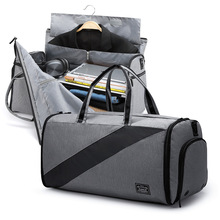 Multifunction Men Woman Sport bag Fitness Bags Laptop Backpacks Hand Travel  With Shoes Pocket Yoga Sports Bag