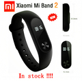 2016 Newest  In Stock Original Xiaomi Mi Band 2 Miband Band2 Wristband Bracelet with Smart Heart Rate Fitness Touchpad OLED