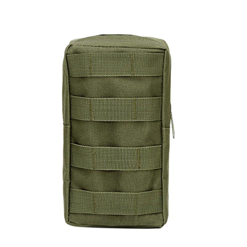 מסעות צבא ציד תיק Pack Molle Pouch בחוץ 600D ניילון ספורט תיק