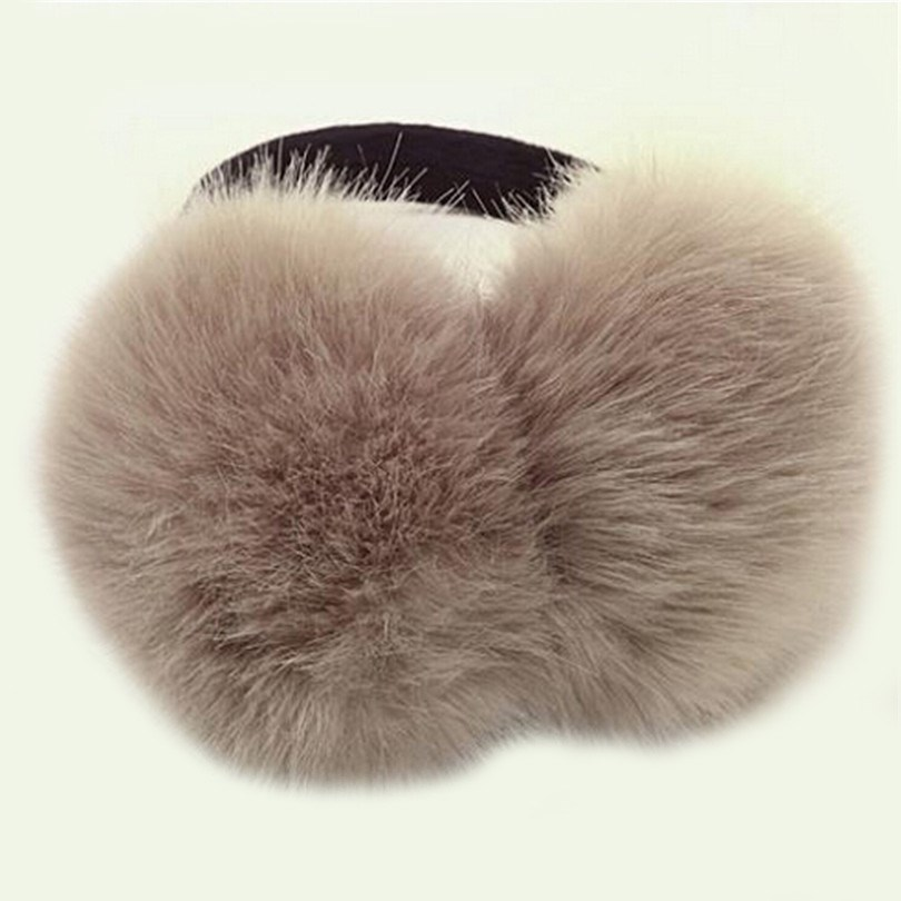 YRRETY Adult Winter Women Men Earmuffs Unisex Ear Warmer Plush New Plain Teenage Student Mother Girl Ear Muffs Hot Sale Earmuffs