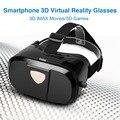 New! Google картон VR коробка 3d виртуальной реальности VR Виртуальная Геймпад реальность 3D Очки Для 4.0-6.0 дюймов телефон iphone