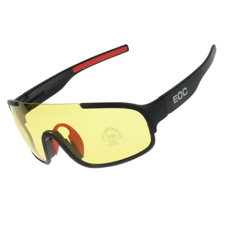COMAXSUN Polarisierte Radsportbrille Fahrradreitschutzbrille Fahren - Radfahren - Foto 4