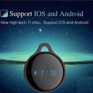 Image 2 - Pulsera inteligente JQAIQ a la moda para Fitness banda de seguimiento de actividad podómetro Bluetooth Oled pulsera inteligente para teléfono inteligente Android Ios