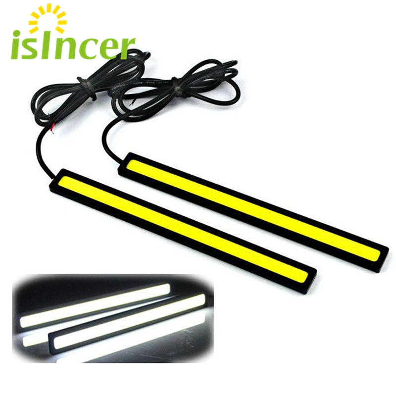 fontb4-b-font-pieces-car-working-lights-12v-cob-led-drl-driving-daytime-running-lights-strip-cob-led