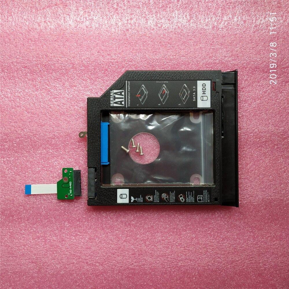 Оригинальная плата для lenovo Ideapad 300 300-15 300-15ibr 300-15ISK 0dd, плата для жесткого диска, dvd разъем, интерфейс привода, NS-A483