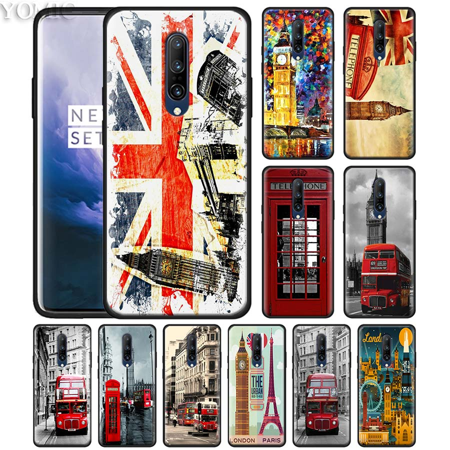 london style bus england telephone Phone Case for font b Oneplus b font font b 7