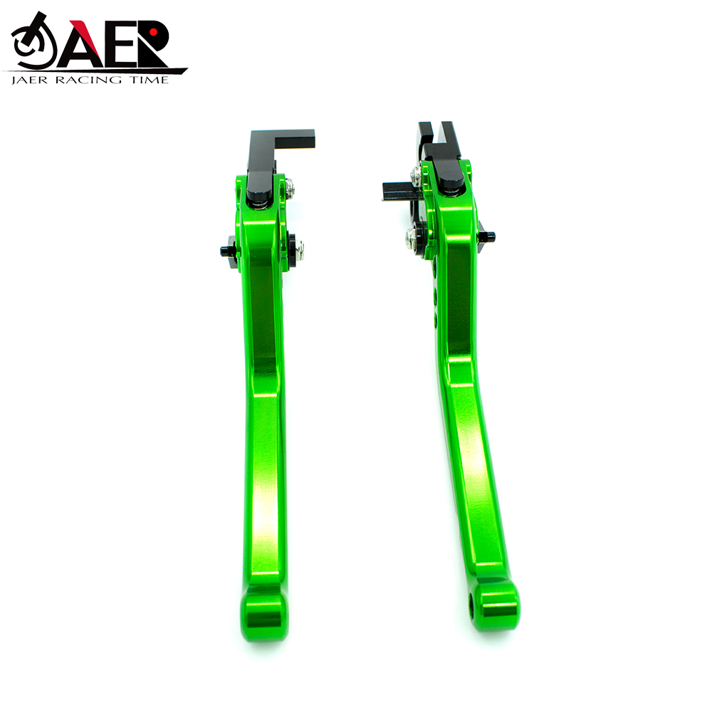 Image 3 - JEAR For Kawasaki Z300 Ninja 300R 2013 2014 2015 2016 2017 2018 CNC Motorcycle  Brakes Clutch Levers Top Quality-in Levers, Ropes & Cables from Automobiles & Motorcycles