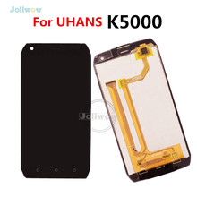 For UHANS K5000 LCD Display and Touch Screen Digitizer Repair Parts Replacement +Tools Uhans