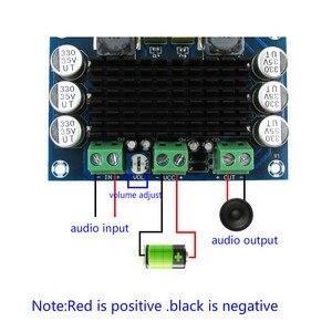 Image 3 - AIYIMA TPA3116D2 Mono dźwięk cyfrowy płyta wzmacniacza klasy D 100W wzmacniacze DC12 26V DIY XH M542 wzmacniacz hifi moduł