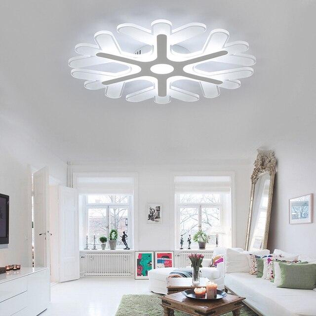 Attraktiv Moderne Deckenleuchte LED Mode LED Schlafzimmer Deckenleuchten Moderne  Kreative Schlanke Wohnzimmer Lampe Einfache Esszimmer Deckenleuchten Za