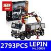 LEPIN 20005 2793Pcs Arocs Technic Plane Building Bricks Blocks Sett Ecudational Toys For Children Boy Gift