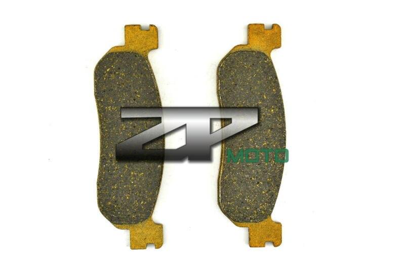 Brake Pads Fits XT 225 N/NC/P/PC/R/RC/S/SC/T/TC/V/VC/W/WC 2001-2007 Serrow 250 (3c51/52) 2005 Front OEM New High Quality