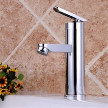 Роскошный и благоприятные в цене бассейна кран Однорычажный Chrome керамические горячей холодной водой отлично смеситель
