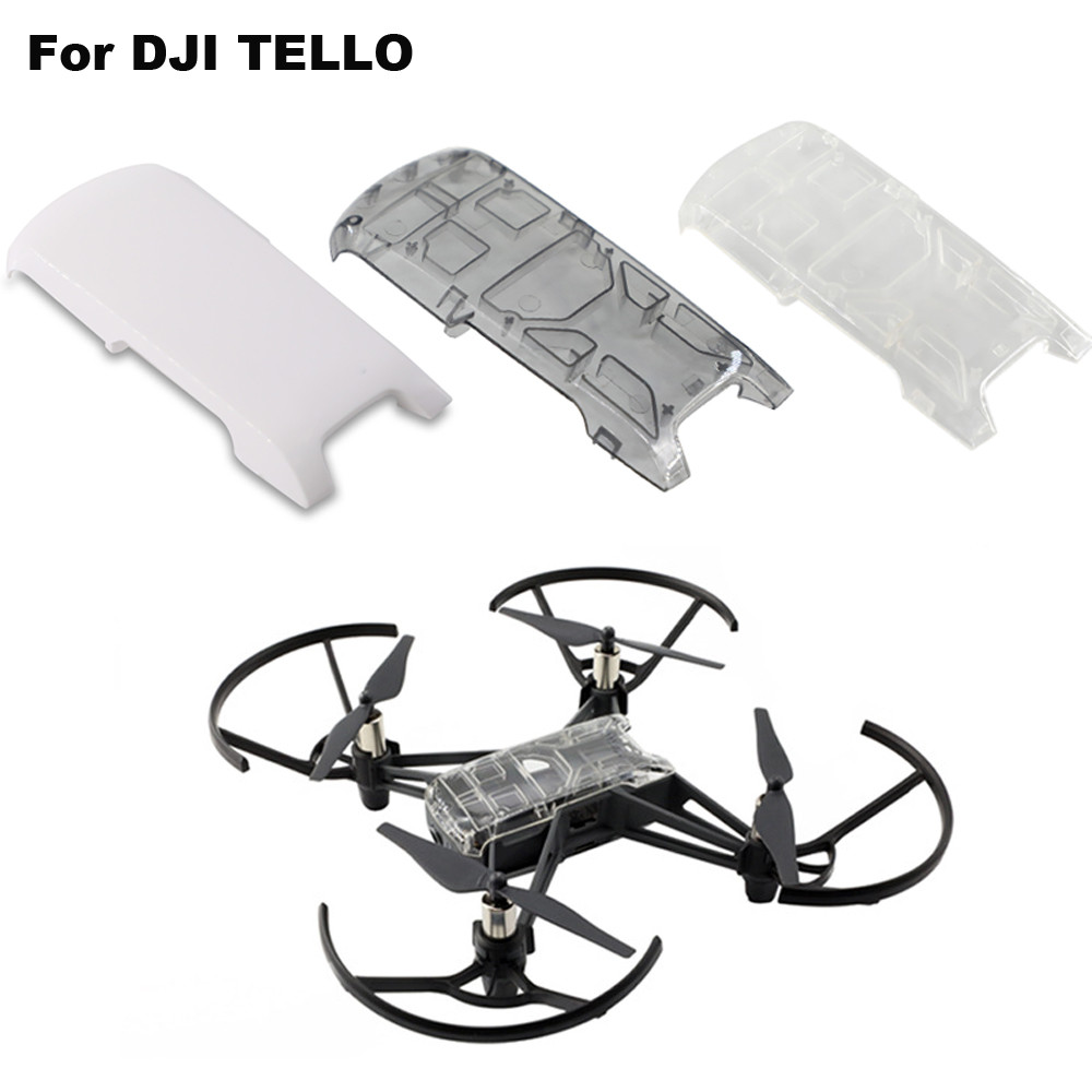 Professional Drone Body Shell Protector Snap - On Top สำหรับ DJI Tello Drone 20A Drop Shipping
