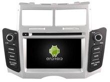 Android 6.0 CAR DVD player navigasyon TOYOTA YARIS 2005-2011 IÇIN araç ses stereo Multimedya GPS desteği 3G 4G WIFI