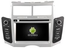 Android 6.0 dvd-плеер АВТОМОБИЛЯ навигация ДЛЯ TOYOTA YARIS 2005-2011 car audio стерео Мультимедиа GPS поддержка 3 Г 4 Г WI-FI