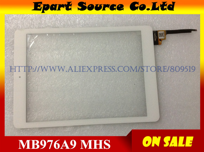 A+ for V989 V975i 975W Tablet PC Touchscreen 9.7 Touch Screen Panel Glass MB976A9 Replacement